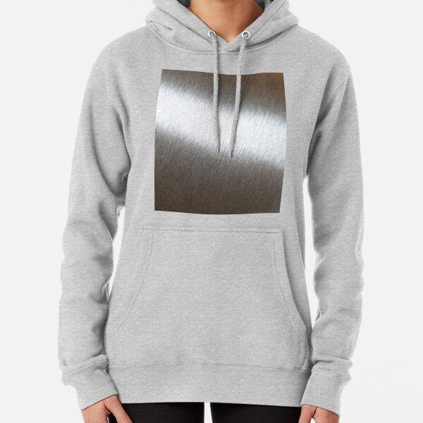 Stainless steel Pullover Hoodie
