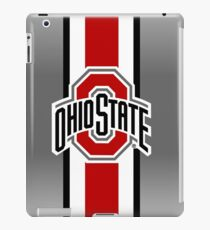 Ohio state buckeyes iPad Case/Skin