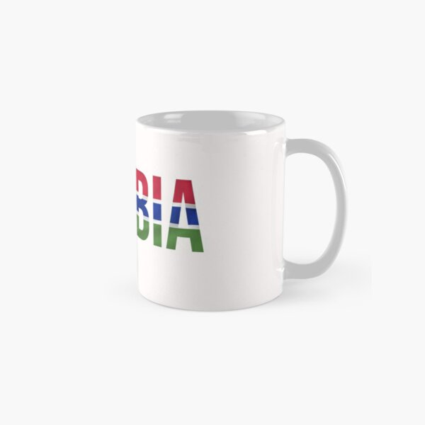 Ghambian Classic Mug