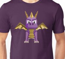 Spyro vector character fanart Unisex T-Shirt