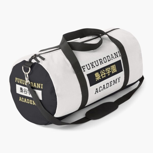 Fukurodani Academy Duffle Bag