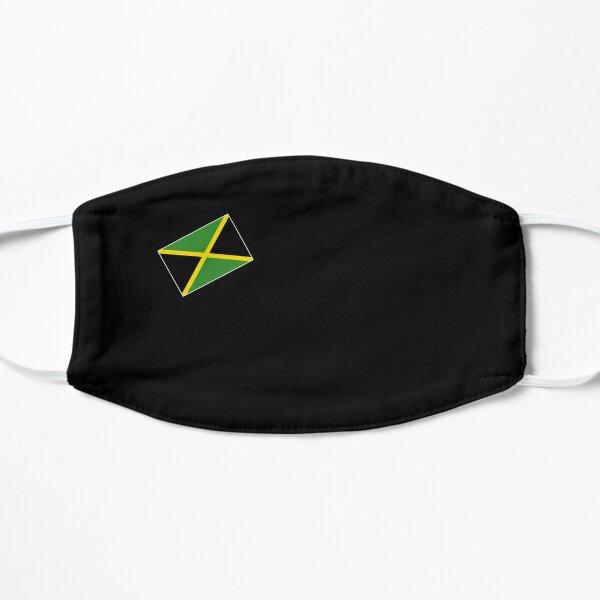 Jamaika Flagge Maske