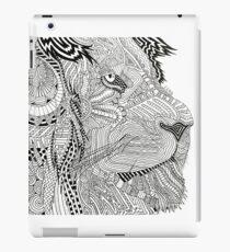 Doodle Lion iPad Case/Skin