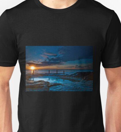 Sunrise over Rockpool, Coogee T-Shirt