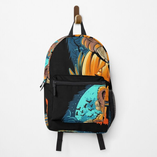 Halloween Bear  Backpack