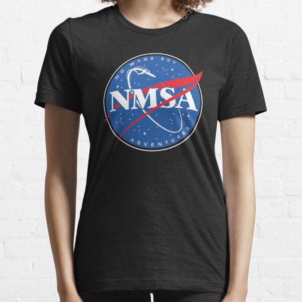 No Mans Sky Adventurer Essential T-Shirt