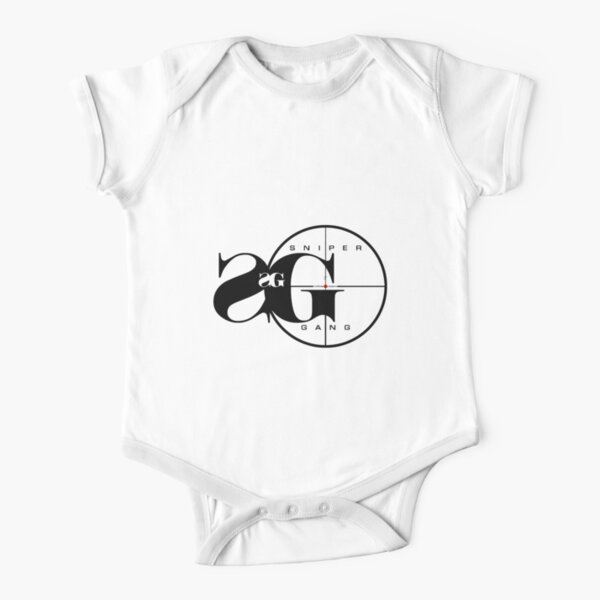 the best selling shirt of gang kodak black Short Sleeve Baby One-Piece