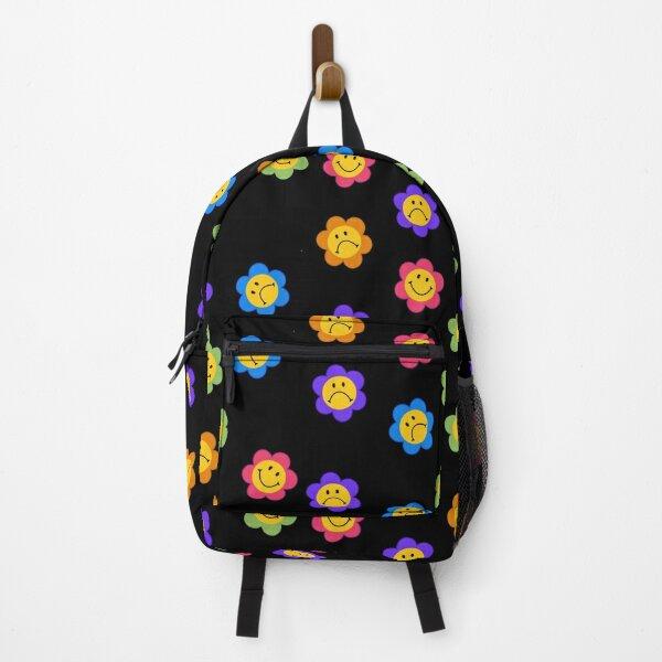 Smiley flowers  Backpack