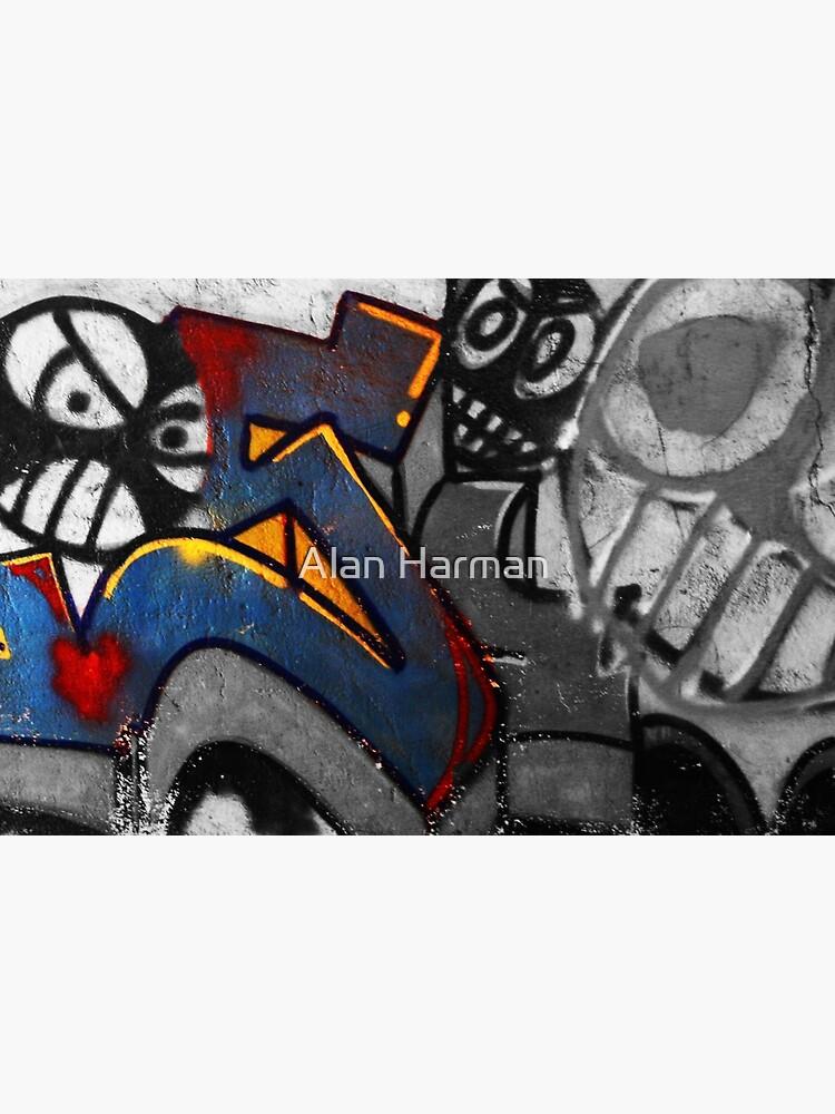 Graffiti 1 by AlanHarman