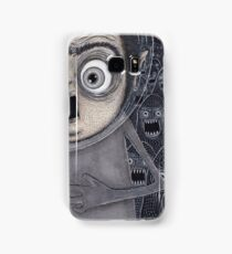 Allen Kazam Fleeing from Angry Sea Monsters Samsung Galaxy Case/Skin