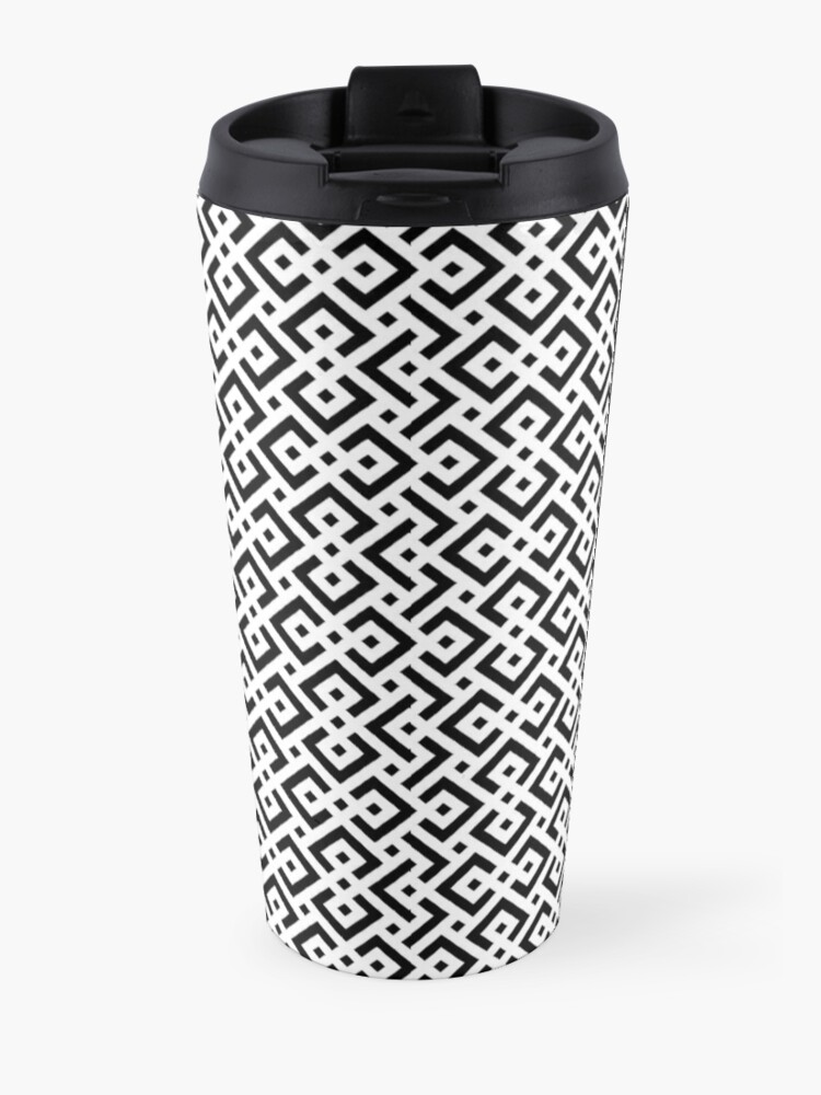 Alternate view of Trendy abstract Travel Mug