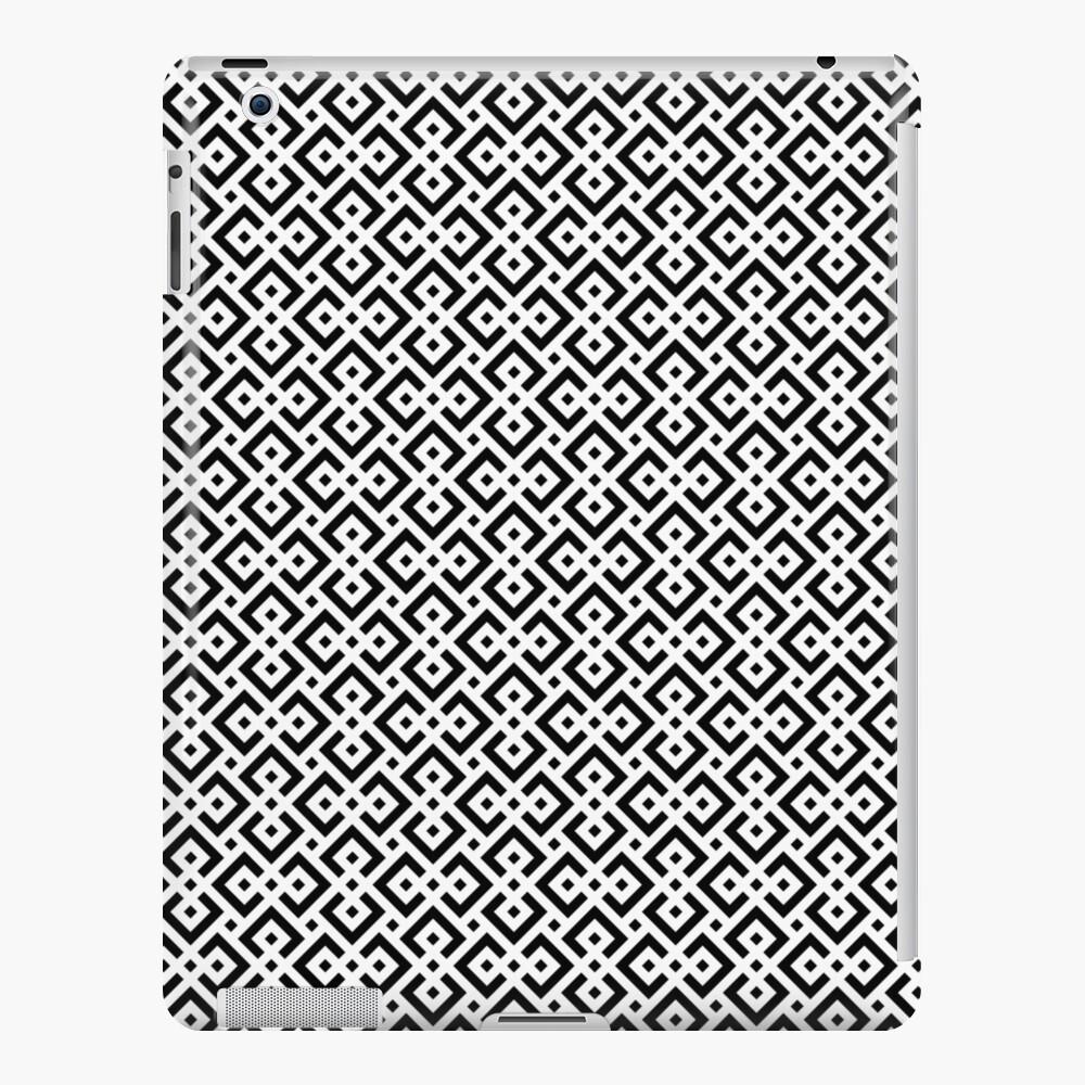 Trendy abstract iPad Case & Skin