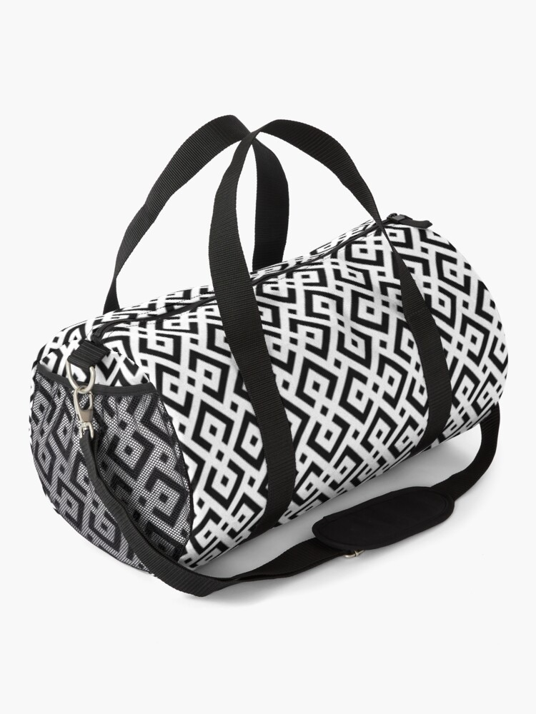 Alternate view of Trendy abstract Duffle Bag