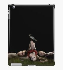 Vampire Diaries Cast iPad Case/Skin