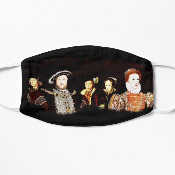 The Tudor kings and queens Mask