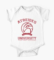 Atreides University | Red One Piece - Short Sleeve