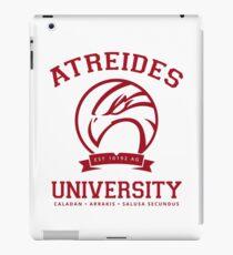 Atreides University   Red iPad Case/Skin