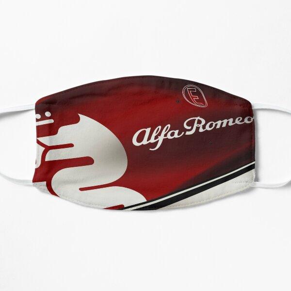 Alfa Romeo Racing Formule 1 2019 Art 1 Masque sans plis
