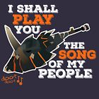 I Shall Play You The Song of My People - Monster Hunter by TheCHEWER