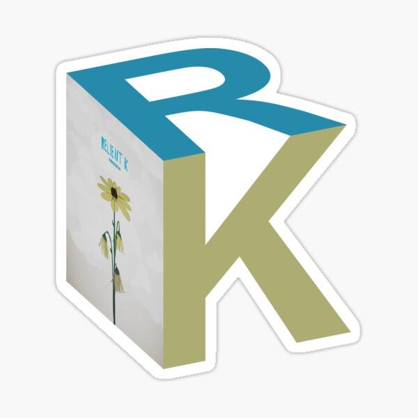 Cube Relient K Mmhmm Sticker