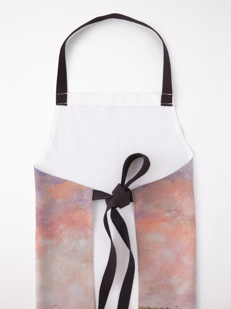 Alternate view of Padstow Harbour, North Cornwall Art Apron