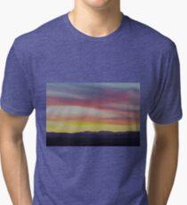Tobacco Roots Tri-blend T-Shirt