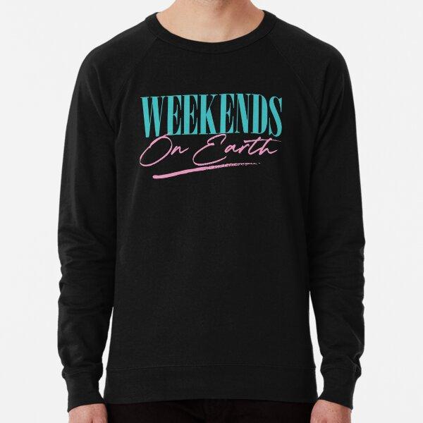 Weekends On Earth Lightweight Sweatshirt