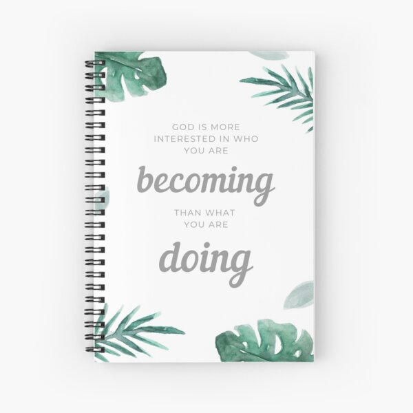 The Talitha Spiral Notebook
