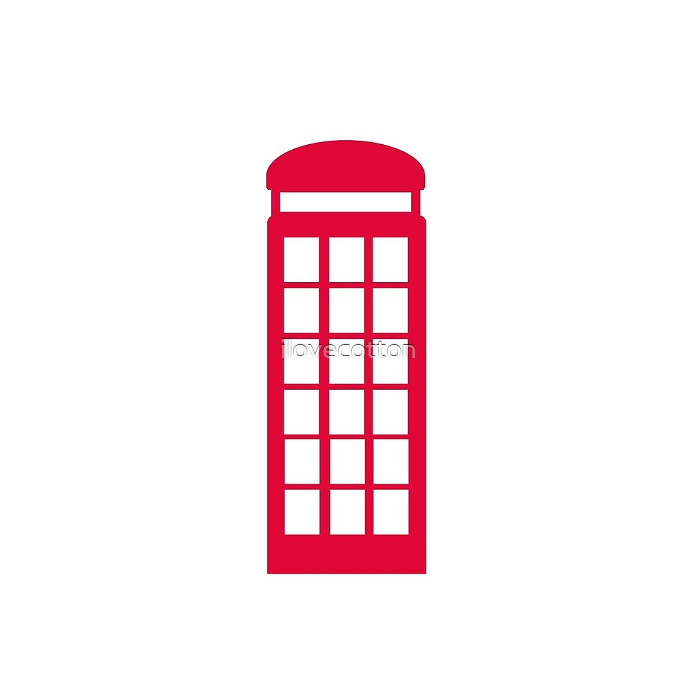 phone booth by ilovecotton