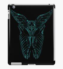 Shard Helm [ SHATTER TURQUIOSE ]  iPad Case/Skin