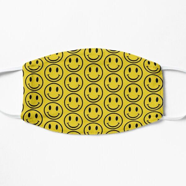 Smiley Flat Mask