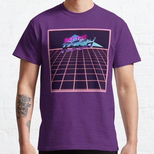 Eat The (80s) Rich Classic T-Shirt