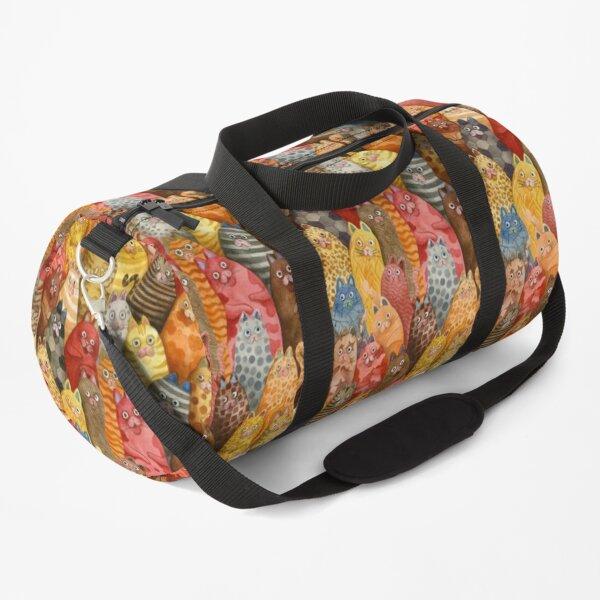 CrazyCats Duffle Bag