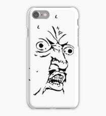 Y U NO? iPhone Case/Skin