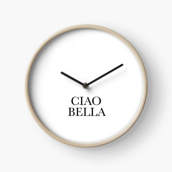 Ciao Bella Clock