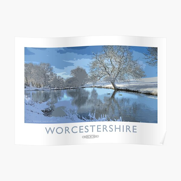 Worcestershire Poster