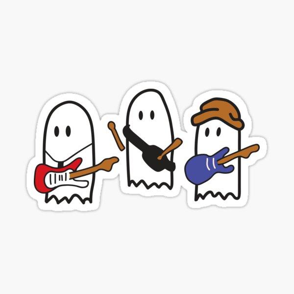 julie et les fantômes Sticker
