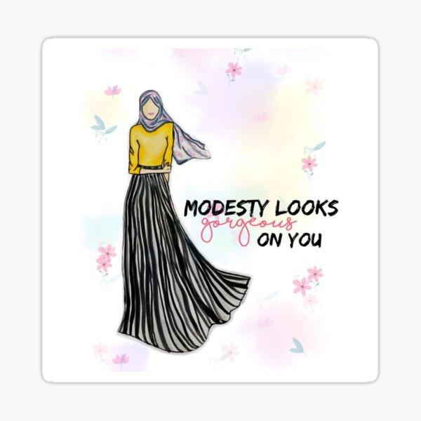 Hijab Modesty Sticker
