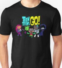 Chibi Titans Go!  T-Shirt