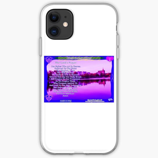 The Lord's Prayer iPhone Soft Case