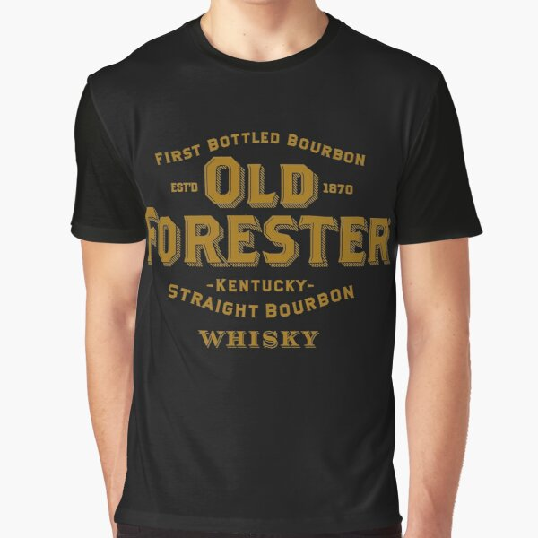 Old Forester Kentucky Whiskey Graphic T-Shirt