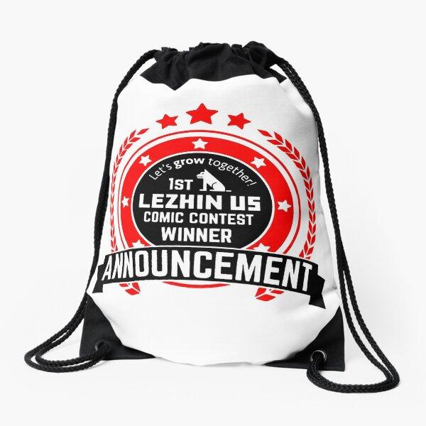 lezhin Drawstring Bag