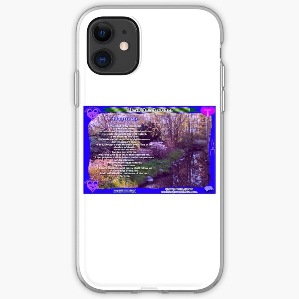 23RD PSALM iPhone Soft Case