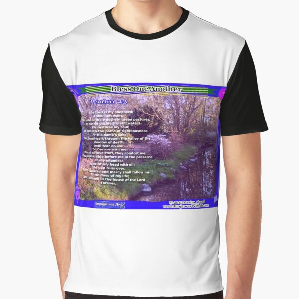 23RD PSALM Graphic T-Shirt