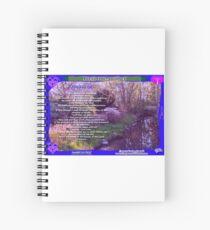 23RD PSALM Spiral Notebook