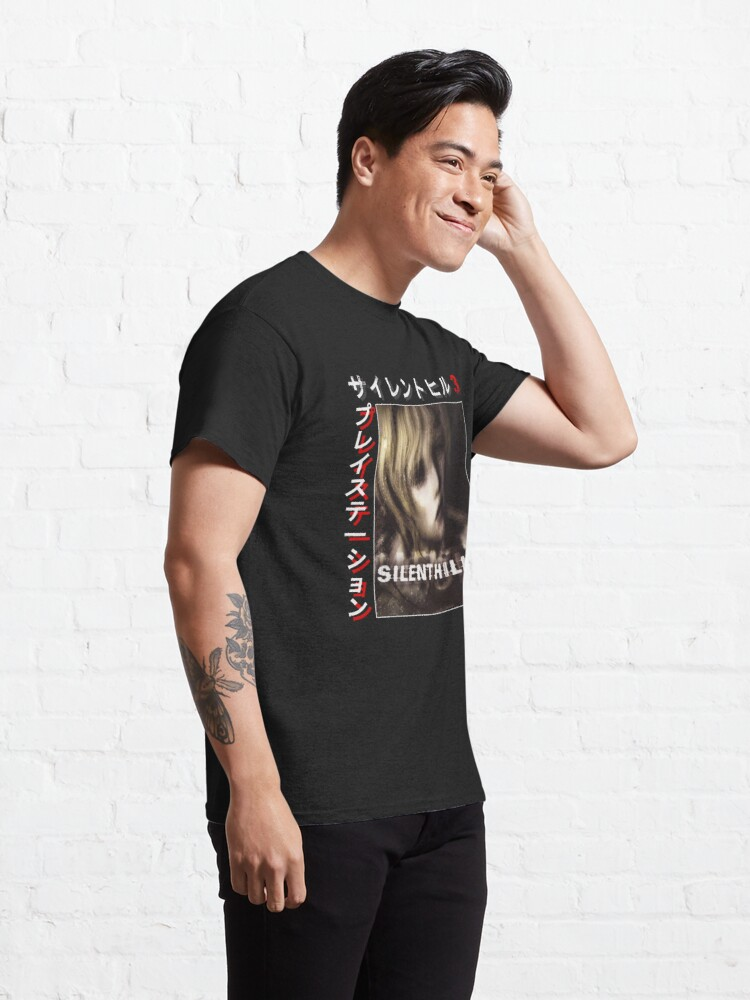 Alternate view of Silent Hill 3 Classic T-Shirt