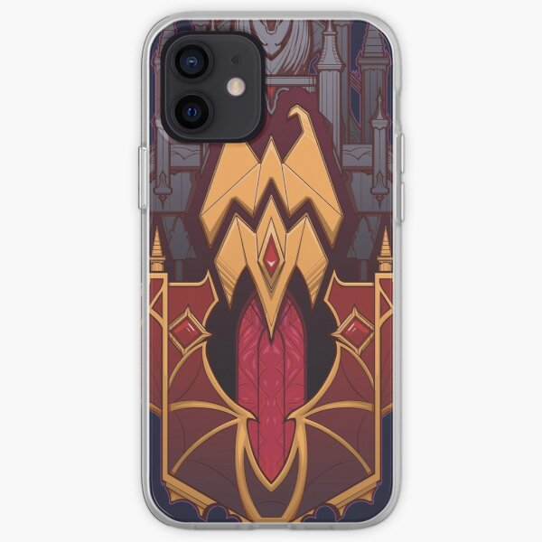 Blood of the Venthyr iPhone Soft Case
