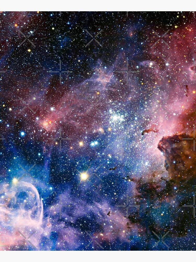 Carina Nebula by boxsmash