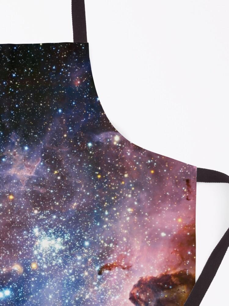 Alternate view of Carina Nebula Apron