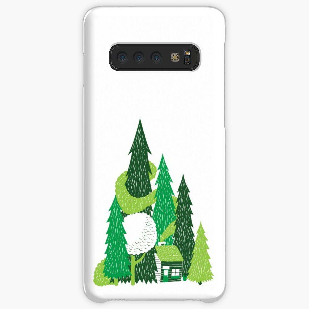 Forestry  Case & Skin for Samsung Galaxy